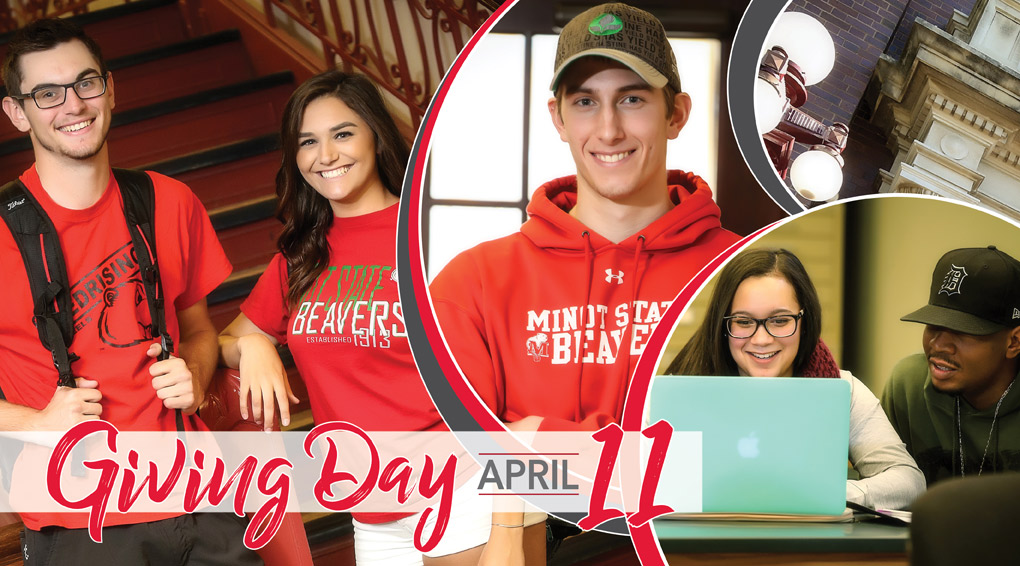 Minot State Giving Day