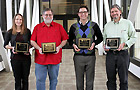 Professors and Advisor of the Year named