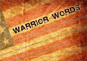 Warrior Words: writing workshop for veterans of any U.S. war