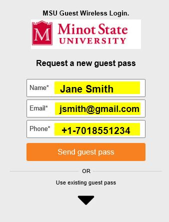 MSU - Accessing the Campus Wireless Network