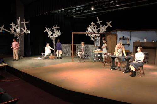 MSU theatre presents 'Dancing at Lughnasa'